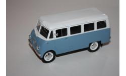 Deagostini Kultowe Auta PRL-u №45 Nysa N59 1958 Blue, масштабная модель, DeAgostini-Польша (Kultowe Auta), scale43
