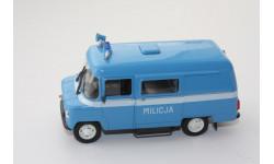 Deagostini Kultowe Auta NYSA 522 KW Milicja полиция 1/43, масштабная модель, scale43, DeAgostini-Польша (Kultowe Auta)
