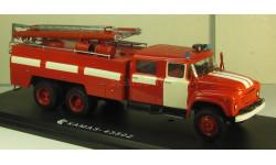 ЗИЛ 133 АЦ-40 пожарная номер 3