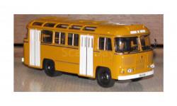 ПАЗ 672М желтый Классикбус