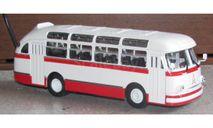 ЛАЗ 695Е Классикбус красный, масштабная модель, 1:43, 1/43, Classicbus