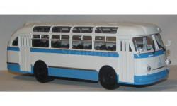 ЛАЗ 695Е Классикбус голубой