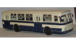 ЛИАЗ 677 автобус Классикбус синий