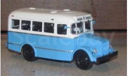 КАВЗ 671 Классикбус голубой