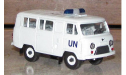 УАЗ 3962 ООН