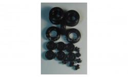 Для ЗИЛ 157 резина диски комплект