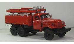 ЗИЛ 157 ПМЗ-16 АХ-2 пожарный