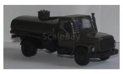 ГАЗ 3309 бензовоз хаки