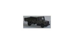 ГАЗ 3309 бортовой хаки