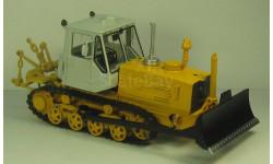 Т-150 с отвалом, масштабная модель трактора, 1:43, 1/43, Start Scale Models (SSM), Кубань