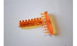 Фонарь УП-5 желтый  (А-046/2) предварительный заказ, запчасти для масштабных моделей, 1:43, 1/43, Студия ТРИ А, ЛиАЗ