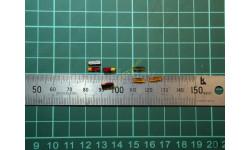 Фонарь задний ФП-130 А 007 предварительный заказ, запчасти для масштабных моделей, 1:43, 1/43, Студия ТРИ А, МАЗ