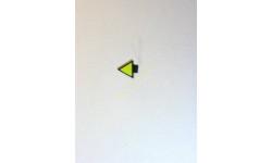 Знак автопоезда А 010 предварительный заказ, запчасти для масштабных моделей, 1:43, 1/43, Студия ТРИ А