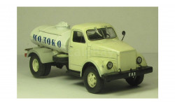 ГАЗ 51 цистерна Молоко