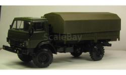 КАМАЗ 4326 хаки повортные колеса