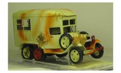 ГАЗ 05-193 летний камуфляж