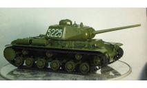 КВ-85 Новая журнальная серия, журнальная серия масштабных моделей, 1:43, 1/43