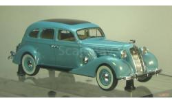 ЗИС 101 голубой ДИП Моделс, масштабная модель, DiP Models, scale43