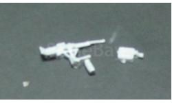 Пулемет СГМБ с коробкой в 43 масштабе, запчасти для масштабных моделей, scale43