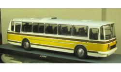 ЛАЗ-699Р желтый Классикбус, масштабная модель, 1:43, 1/43, Classicbus, ПАЗ