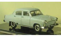 Волга ГАЗ-М21 с открывающимся элементами серая, масштабная модель, scale43