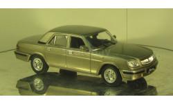 ГАЗ 31105 Автолегенды СССР 270, журнальная серия Автолегенды СССР (DeAgostini), scale43