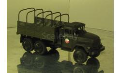 ЗИЛ-131 бортовой, масштабная модель, scale87