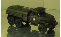 ЗИЛ-131 бензовоз, масштабная модель, scale87