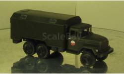ЗИЛ-131 кунг тип 2, масштабная модель, scale87