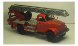 ГАЗ 63 АЛ-17 пожарная лестница
