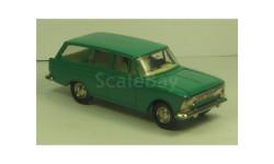 Москвич 426 зеленый Агат, редкая масштабная модель, 1:43, 1/43, Агат/Моссар/Тантал