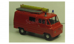 ЖУК А-15М пожарный, масштабная модель, 1:43, 1/43, Vector-Models