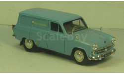 Москвич 430 фургон, масштабная модель, ДНК