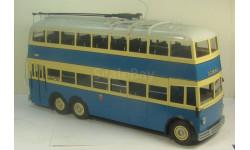 ЯТБ-3 двухэтажный троллебус Виваскалемоделс