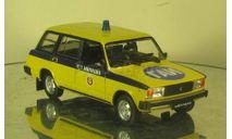 ВАЗ 2104 ГАИ тип 1 МХВ, масштабная модель, scale43