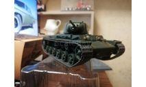 КВ-1 обр. 1942, масштабные модели бронетехники, Altaya, 1:43, 1/43