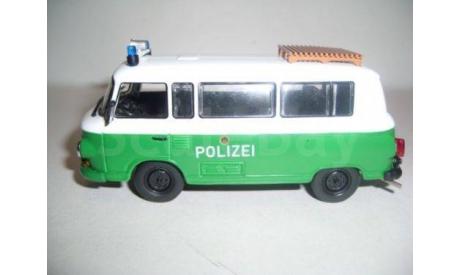 Баркас Б-1000 полиция, масштабная модель, 1:43, 1/43