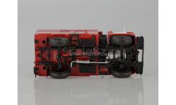 ГАЗ-66 КШМ SSM пожарный, масштабная модель, 1:43, 1/43
