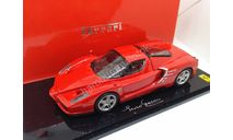 Феррари Энцо Ferrari Enzo (test car) Kyosho, масштабная модель, scale43