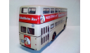 Автобус Бюссинг Bussing D2U Schultheiss Bier Minichamps, масштабная модель, scale43