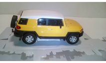 Тойота TOYOTA FJ CRUISER CARARAMA, масштабная модель, Bauer/Cararama/Hongwell, scale43