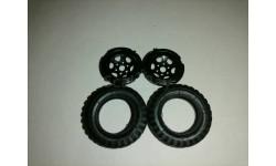 ЗИС-151 маслозаправщик МЗ-150 (151)  - запасные колёса  1349AVD
