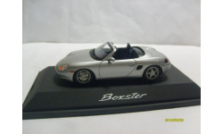 1:43 Porsche Boxster Schuco, масштабная модель, 1/43