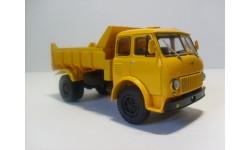 1/43 МАЗ-503Б 1968 год жёлтый НАП, масштабная модель, 1:43