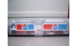 1/43 Скания LB 110 'Pepsi' Minichamps