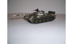 1:72 Танк Т-62 Серия Русские танки №7, журнальная серия Русские танки (GeFabbri) 1:72, DeAgostini (военная серия), 1/72