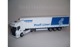 1:50 Скания R580 UH KRONE, масштабная модель, 1/50, Universal Hobbies, Scania
