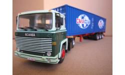Скания Scania LBT 141 (1976-1981)