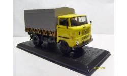 Ифа В50Л  IFA W50L Atlas, масштабная модель, 1:43, 1/43