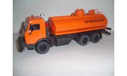 КАМАЗ-53215 (НефАЗ-6606 ) перевозка нефтепродуктов АНС №69